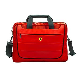 "FECB15RE Ferrari Universal Computer 15"" Pouzdro Red/Black"