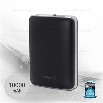 Remax PPL-22 Mink PowerBank 10000mAh Li-Pol Black (EU Blister)