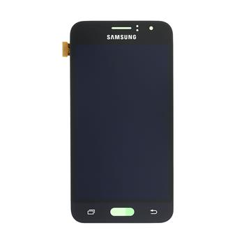 LCD display + Dotyk Samsung J120 Galaxy J1 2016 Black (Service Pack)