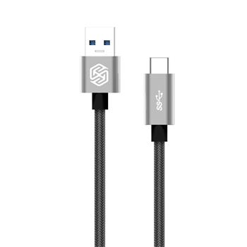Nillkin Elite Type C USB 3.0 Datový Kabel Grey (EU Blister)