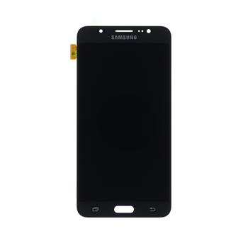 LCD display + Dotyk Samsung J710 Galaxy J7 2016 Black (Service Pack)