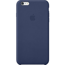 MGQV2FE/A Apple Leather Cover Blue pro iPhone 6/6S Plus