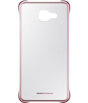 EF-QA510CZE Samsung Clear Cover Rose Gold pro Galaxy A5 2016 (EU Blister)