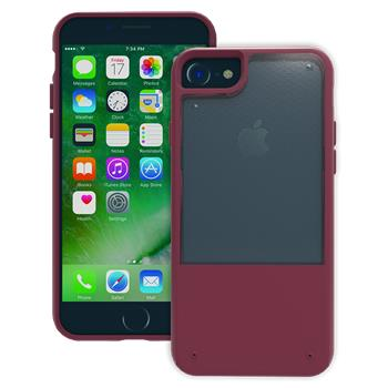 Trident Protective Kryt Fusion Red Plum pro iPhone 7/8