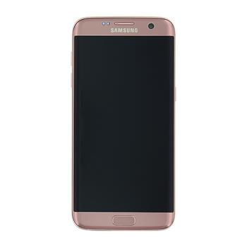 LCD display + Dotyk Samsung G935 Galaxy S7 Edge Rose Gold (Service Pack)