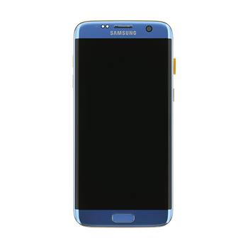LCD display + Dotyk Samsung G935 Galaxy S7 Edge Blue (Service Pack)