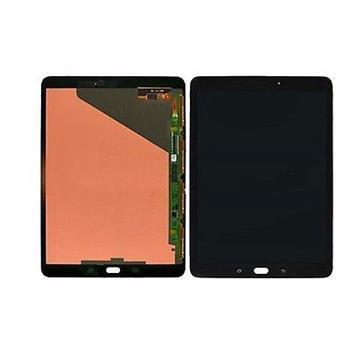 LCD display + Dotyk Samsung T810 Galaxy TAB S2 9.7 Black (Service Pack)