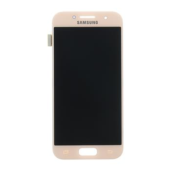 LCD display + Dotyk Samsung A320 Galaxy A3 2017 Pink (Service Pack)