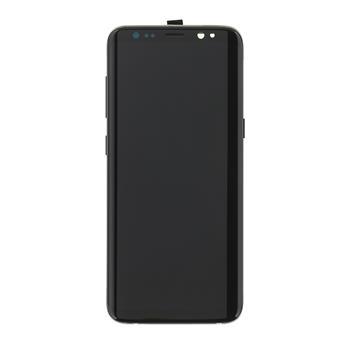 LCD display + Dotyk Samsung G950 Galaxy S8 Black (Service Pack)