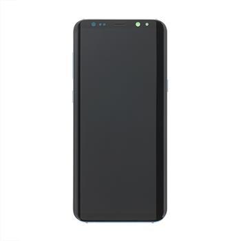 LCD display + Dotyk Samsung G955 Galaxy S8 Plus Blue (Service Pack)
