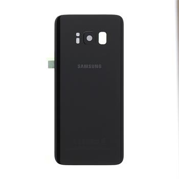 Samsung G950 Galaxy S8 Kryt Baterie Black (Service Pack)