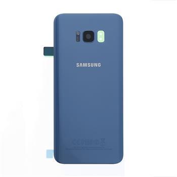 Samsung G955 Galaxy S8 Plus Kryt Baterie Blue (Service Pack)