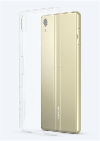 SBC20 Sony Style Cover Clear pro Xperia X Transparent (EU Blister)