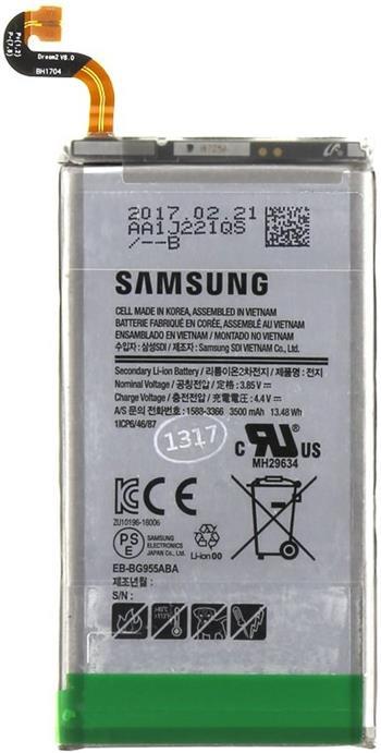 EB-BG955ABE Samsung Baterie Li-Ion 3500mAh (Service Pack)
