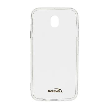 Kisswill Air Around TPU Pouzdro Transparent pro Samsung N950 Galaxy Note 8