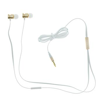 GUEPWIGO Guess Wire Stereo Headset White/Gold