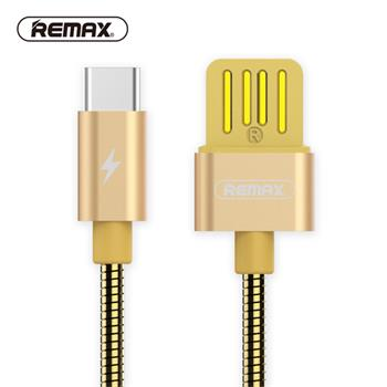 Remax RC-080a Serpent Datový Kabel Type C Gold