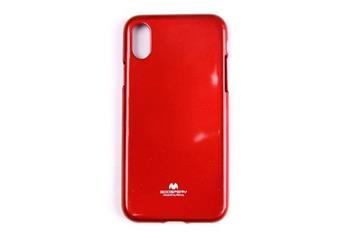 Mercury Jelly Case pro iPhone X Red