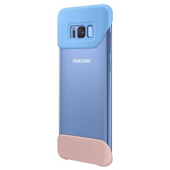 EF-MG955CLE Samsung Protective Cover Blue pro G955 Galaxy S8 Plus (EU Blister)
