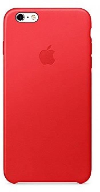 MKXG2BZ A Apple Leather Cover Red for iPhone 6 6S Plus (EU Blister) eeee2fbbfc5