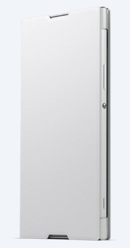 SCSG40 Sony Style Cover Flip pro Xperia XA1 Ultra White (EU Blister)