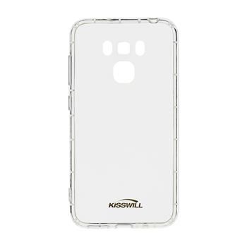 Kisswill Air Around TPU Pouzdro Transparent pro Samsung A730 Galaxy A8 Plus 2018