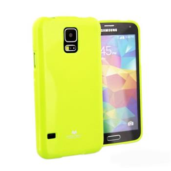 Mercury Fluorscence Jelly Case pro iPhone 7/8 Plus Lime