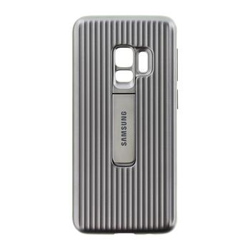 EF-RG960CSE Samsung Protective Standing Cover Silver pro G960 Galaxy S9