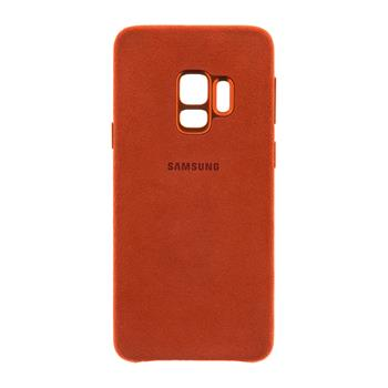 EF-XG960ARE Samsung Alcantara Cover Red pro G960 Galaxy S9 (EU Blister)