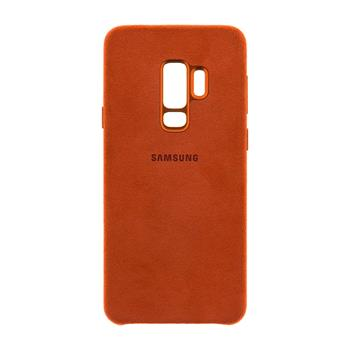 EF-XG965ARE Samsung Alcantara Cover Red pro G965 Galaxy S9 Plus (EU Blister)