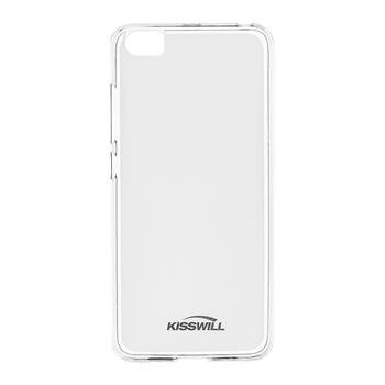 Kisswill TPU case Transparent for Motorola G6 Plus