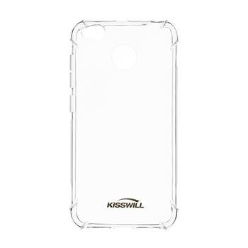 Kisswill Shock TPU Kryt pro Honor 9 Lite Transparent