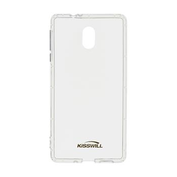 Kisswill Air Around TPU Pouzdro Transparent pro Samsung G960 Galaxy S9