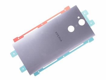 Sony H4113 Xperia XA2 Kryt Baterie Silver (Service Pack)