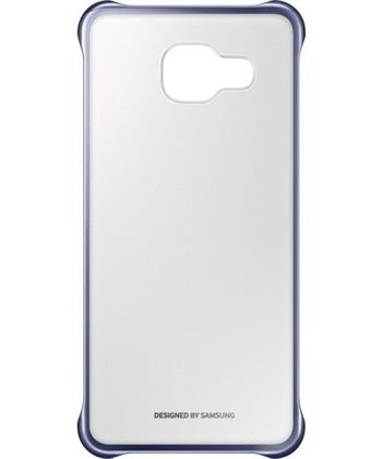 EF-QA310CBE Samsung Clear Cover Black pro Galaxy A3 2016 (Pošk. Blister)