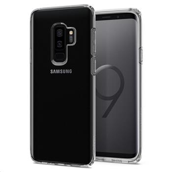 Spigen Liquid Crystal for Samsung Galaxy S9+ Crystal Clear (EU Blister)