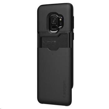 Spigen Slim Armor CS for Samsung Galaxy S9 Black (EU Blister)