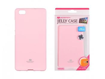 Mercury Jelly Case pro Huawei Y7 Prime 2018 Pink