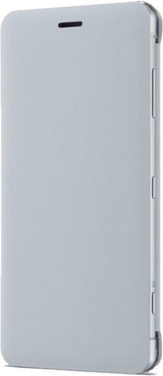SCSH50 Sony Style Stand Cover pro Xperia XZ2 Compact Grey (EU Blister)
