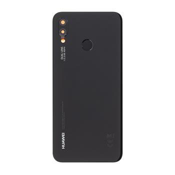 Huawei P20 Lite Kryt Baterie Black (Service Pack)