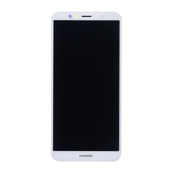 Huawei Y6 2018 LCD Display + Dotyková Deska White (Service Pack)