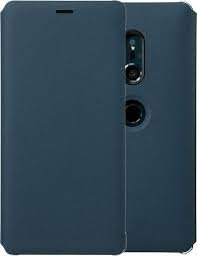 SCSH40 Sony Style Stand Cover pro Xperia XZ2 Green (EU Blister)