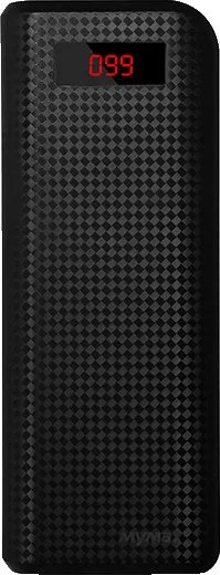 MyMAx PowerBank 20000mAh Black (EU Blister)