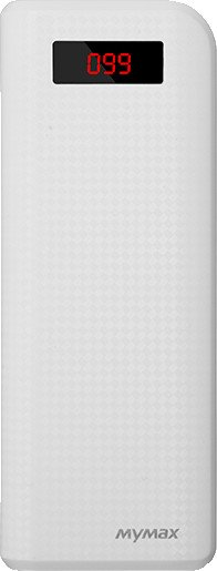 MyMAx PowerBank 20000mAh White (EU Blister)