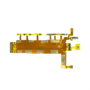 Sony D6633 Xperia Z3 Dual Main Flex Cable with Vibra and Microphone