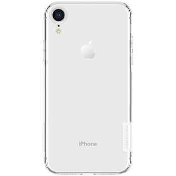 Nillkin Nature TPU Kryt Transparent pro iPhone XR