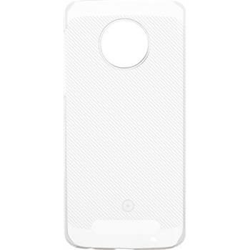 Made by Motorola Crystal Soft Pouzdro Transparent pro Motorola G6 (EU Blister)