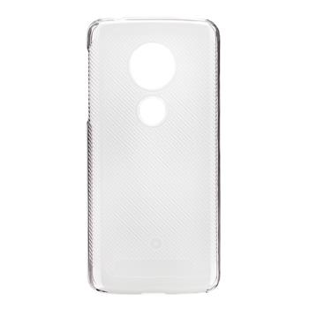 Made by Motorola Crystal Soft Pouzdro Transparent pro Motorola G6 Play (EU Blister)