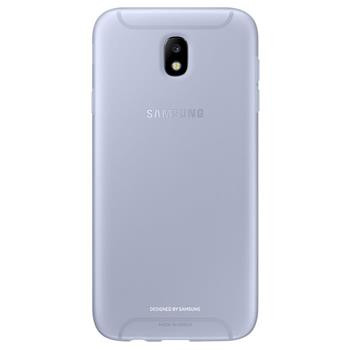 EF-AJ730TLE Samsung Jelly Cover Blue pro Galaxy J7 2017 (EU Blister)