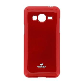 Mercury Jelly Case pro iPhone XS Max Red